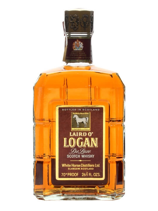 Laird O' Logan De Luxe / Bot.1970s Blended Scotch Whisky