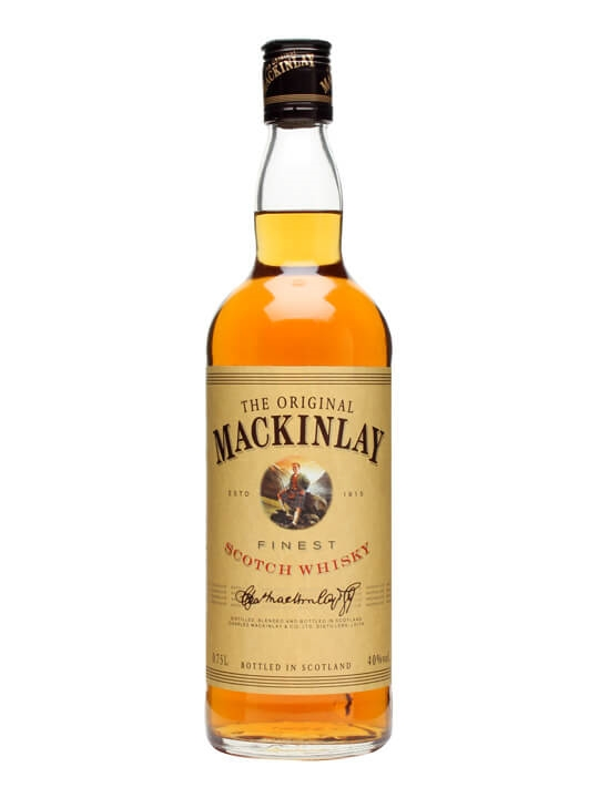 Mackinlay 5 Year Old Blended Scotch Whisky
