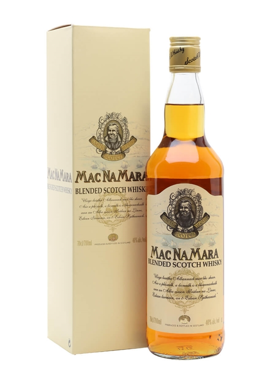 Macnamara Gaelic Scotch Whisky Blended Scotch Whisky