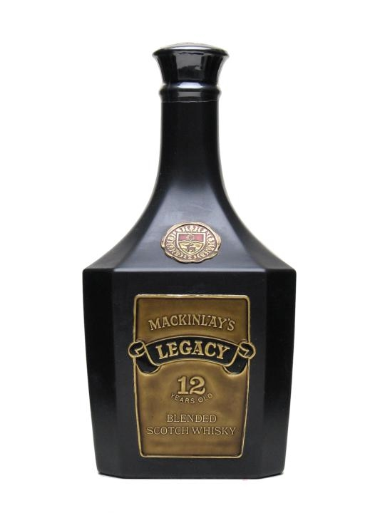 Mackinlay's 12 Year Old Legacy Blended Scotch Whisky