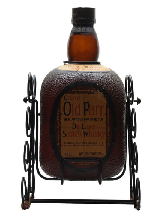 Grand Old Parr / Bot.1970s / Very Big Bottle Blended Scotch Whisky