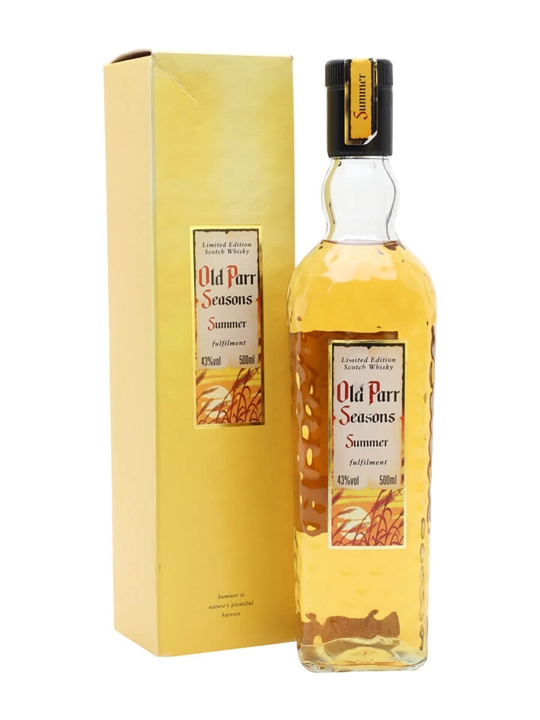 Old Parr / Summer Blended Scotch Whisky