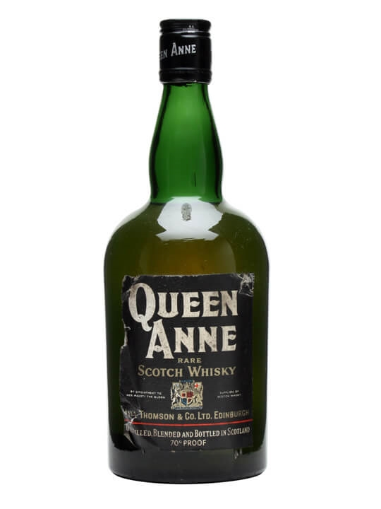 Queen Anne / Bot.1970s Blended Scotch Whisky