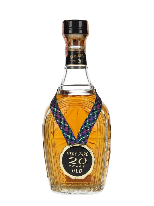 The Real Mackenzie 20 Year Old / Bot.1980s Blended Scotch Whisky