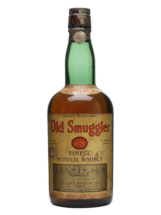 Old Smuggler / Bot.1950s Blended Scotch Whisky