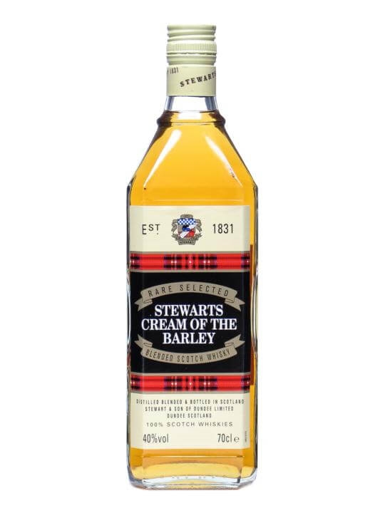 Stewart's Cream Of The Barley Blended Scotch Whisky