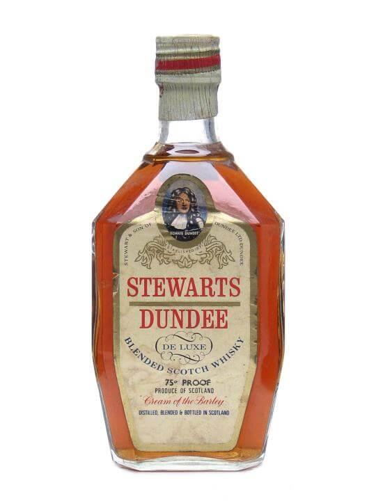 Stewarts Dundee / Cream Of The Barley / Bot.1970s Blended Whisky