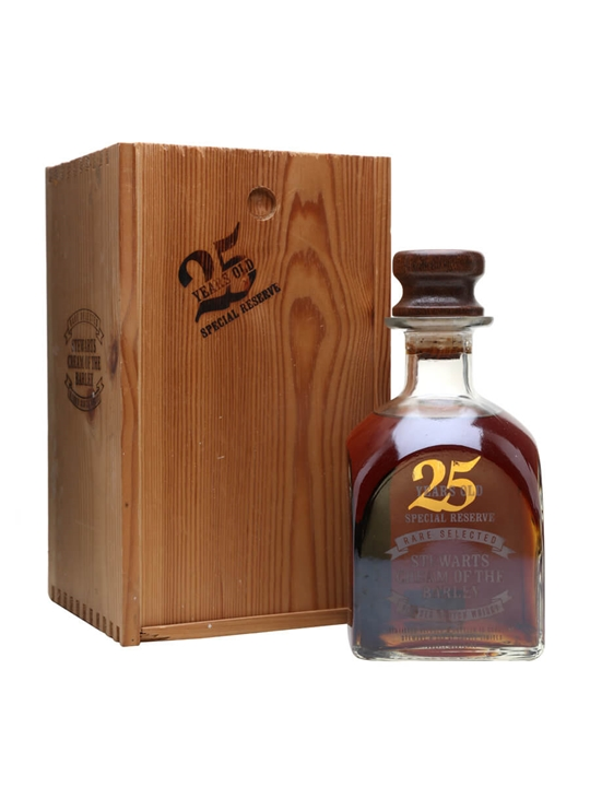 Stewart's Cream Of The Barley 25 Year Old / Bot.1980s Blended Whisky