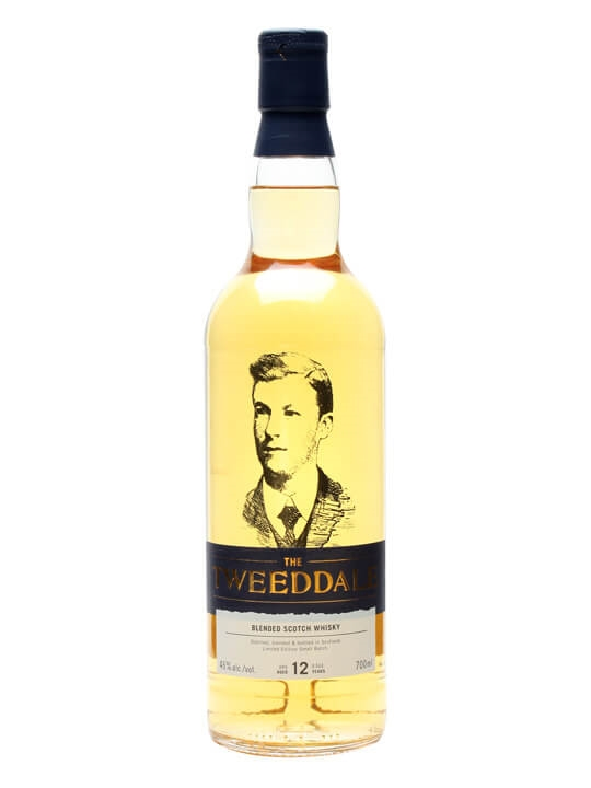 Tweeddale 12 Year Old Blend / Batch 3 Blended Scotch Whisky