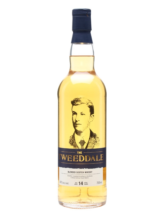 Tweeddale 14 Year Old Blend / Batch 4 Blended Scotch Whisky