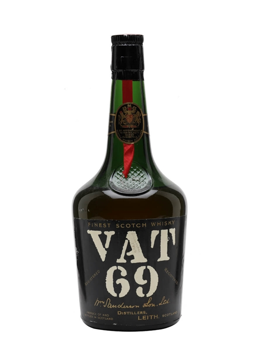 Vat 69 / Bot.1950s Blended Scotch Whisky