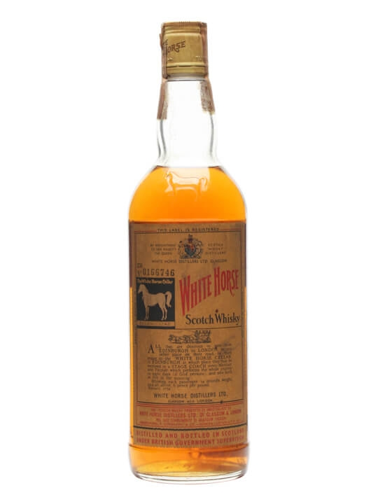 White Horse / Bot.1970s Blended Scotch Whisky