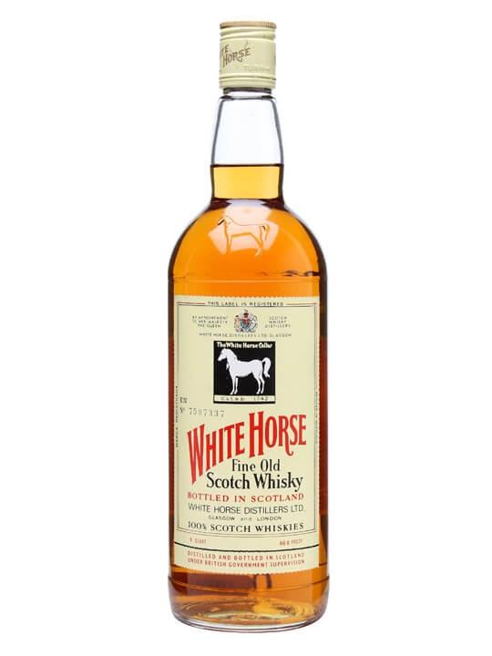 White Horse / Bot.1980s Blended Scotch Whisky