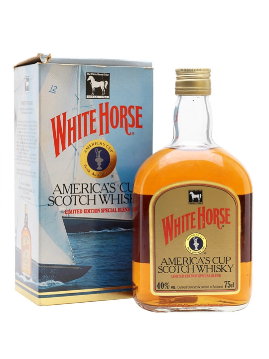 White Horse America's Cup (1987) Blended Scotch Whisky