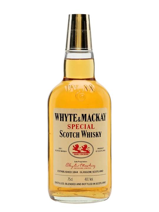 Whyte & Mackay Special / Bot.1980s Blended Scotch Whisky