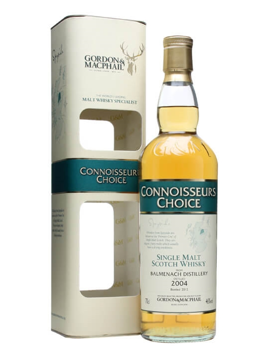Balmenach 2004 / Connoisseurs Choice Speyside Whisky
