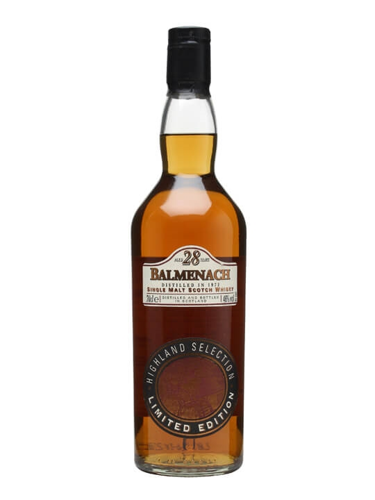 Balmenach 28 Year Old Speyside Single Malt Scotch Whisky
