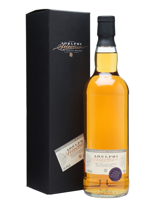 Bowmore 1995 / 16 Year Old / Cask #8 / Adelphi Islay Whisky