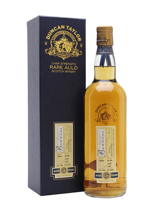 Bowmore 1968 / 37 Year Old / Cask #1429 Islay Whisky