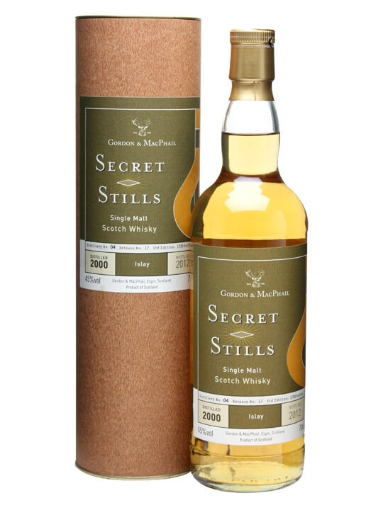 Secret Stills 4.17 (bowmore) 2000 Islay Single Malt Scotch Whisky