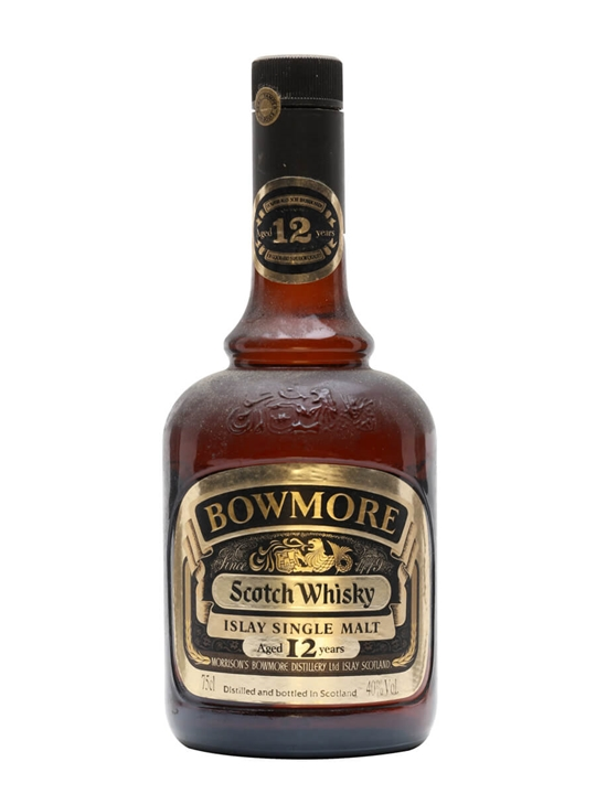 Bowmore 12 Year Old / Bot.1980s Islay Single Malt Scotch Whisky