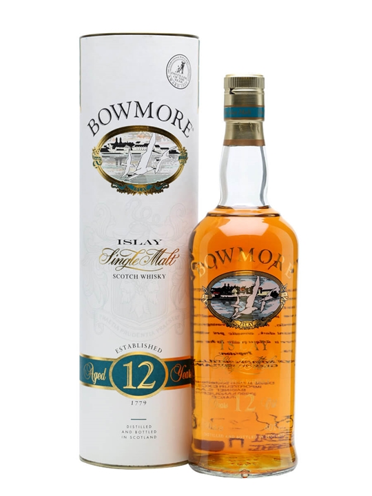Bowmore 12 Year Old / Bot.1990s Islay Single Malt Scotch Whisky
