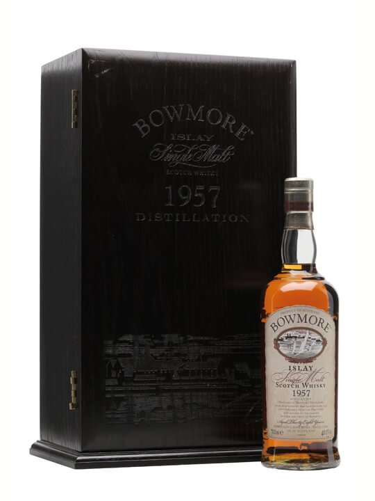 Bowmore 1957 / 38 Year Old Islay Single Malt Scotch Whisky