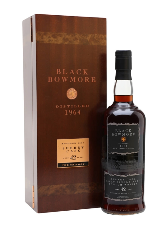 Black Bowmore 1964 / 42 Year Old / Sherry Cask Islay Whisky