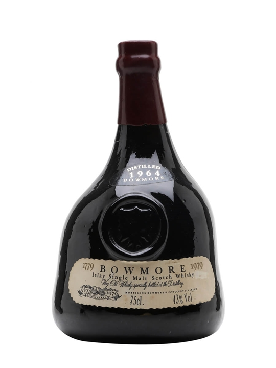 Bowmore 1964 Bicentenary / Unboxed Islay Single Malt Scotch Whisky