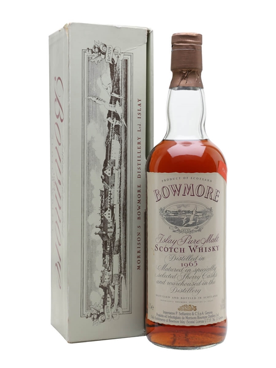 Bowmore 1965 / Bot.1980s Islay Single Malt Scotch Whisky