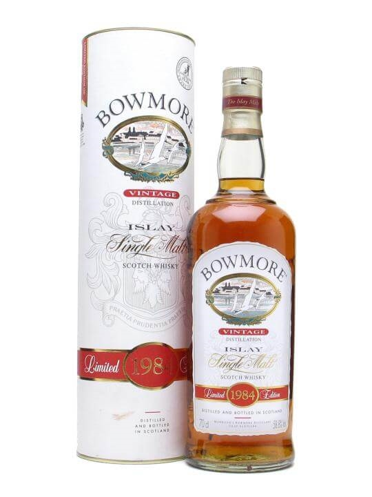 Bowmore 1984 / 16 Year Old Islay Single Malt Scotch Whisky