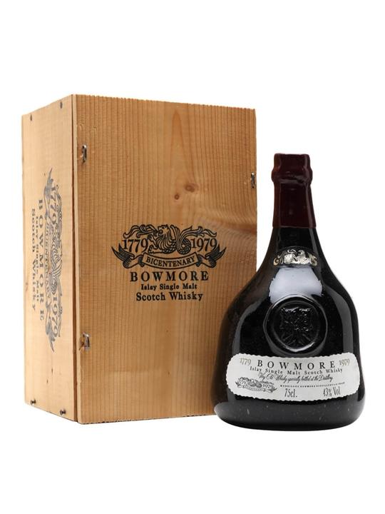 Bowmore Bicentenary Islay Single Malt Scotch Whisky