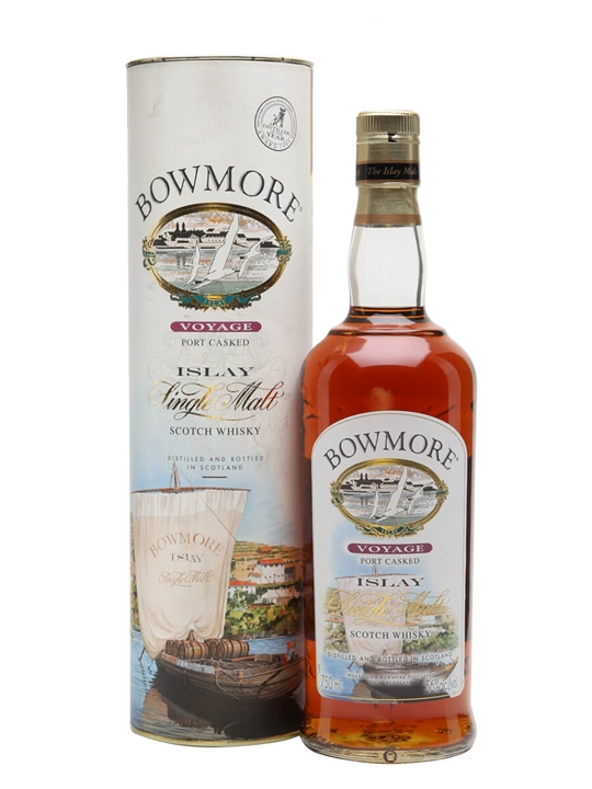 Bowmore Voyage / Port Wood Finish Islay Single Malt Scotch Whisky