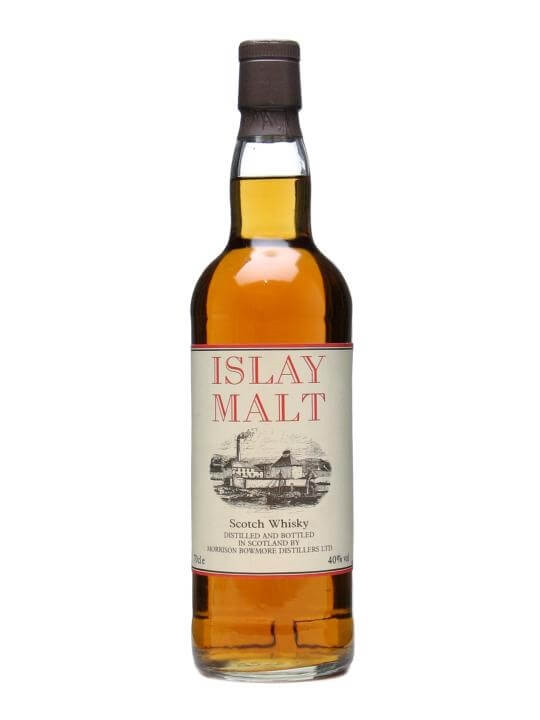 Bowmore Islay Malt / Bot.1990s Islay Single Malt Scotch Whisky