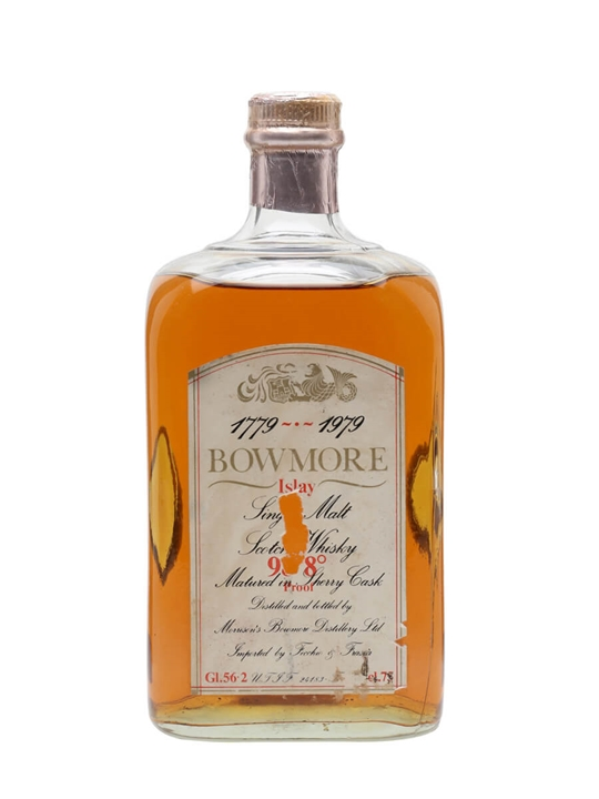 Bowmore Bicentenary Islay Single Malt Scotch Whisky