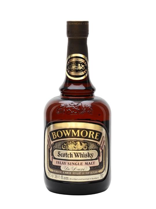 "Bowmore ""de Luxe"" / Bot.1970s Islay Single Malt Scotch Whisky"