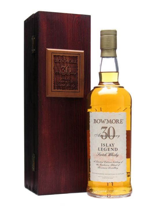 Bowmore 30th Anniversary Blend 'Islay Legend' Blended Scotch Whisky