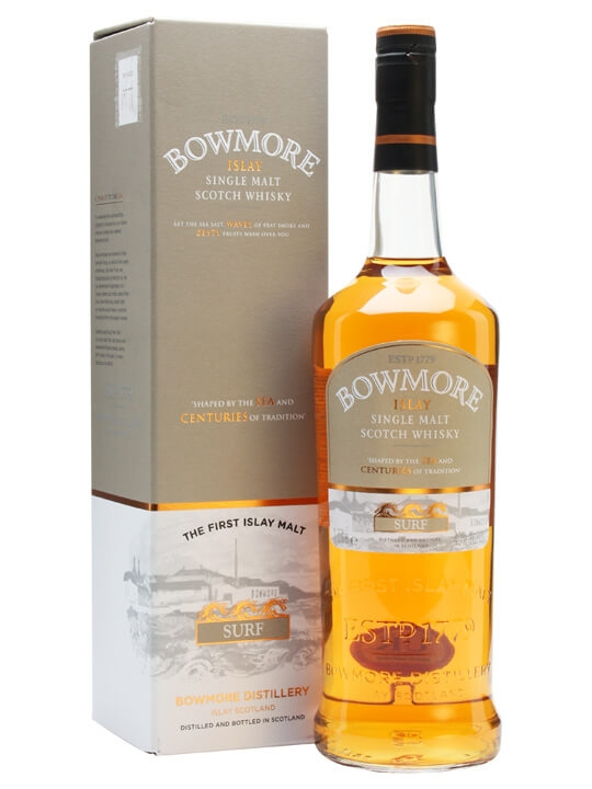 Bowmore Surf Islay Single Malt Scotch Whisky
