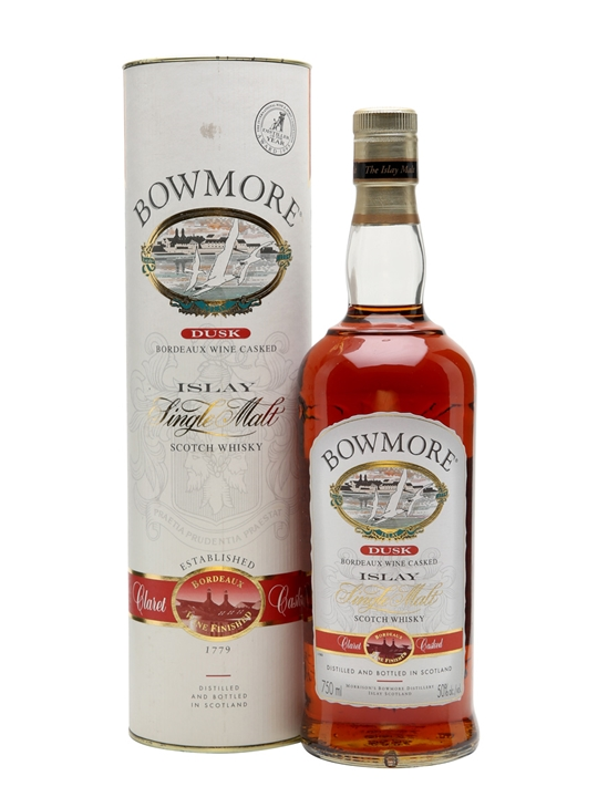 Bowmore Dusk / Bordeaux Wine Cask Finish Islay Whisky