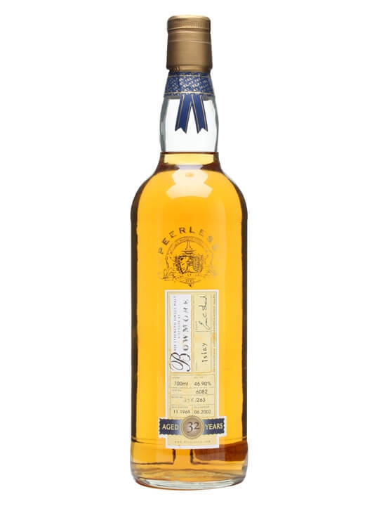 Bowmore 1969 / 32 Year Old / Cask #6082 Islay Whisky