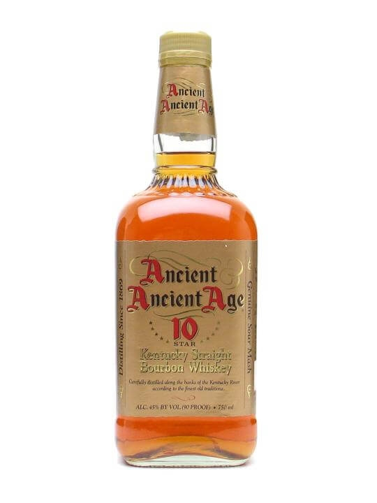 Ancient Ancient Age 10 Star Kentucky Straight Bourbon Whiskey