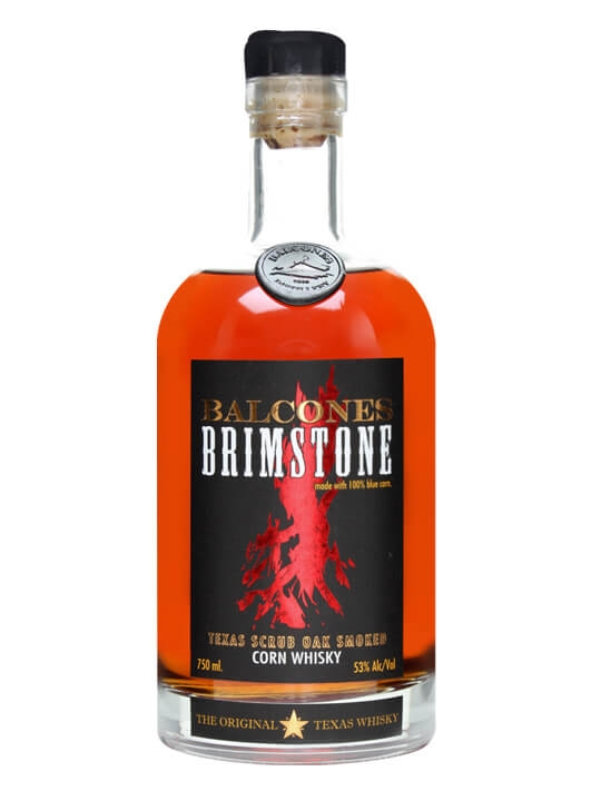 Balcones Brimstone Buy Online The Whisky Exchange