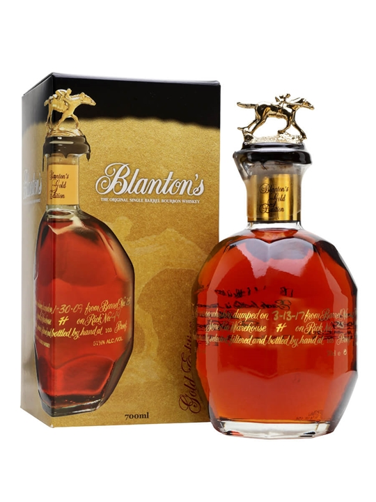 Blanton's Gold Edition Single Barrel Kentucky Straight Bourbon Whiskey