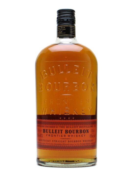 Bulleit Bourbon Kentucky Straight Bourbon Whiskey