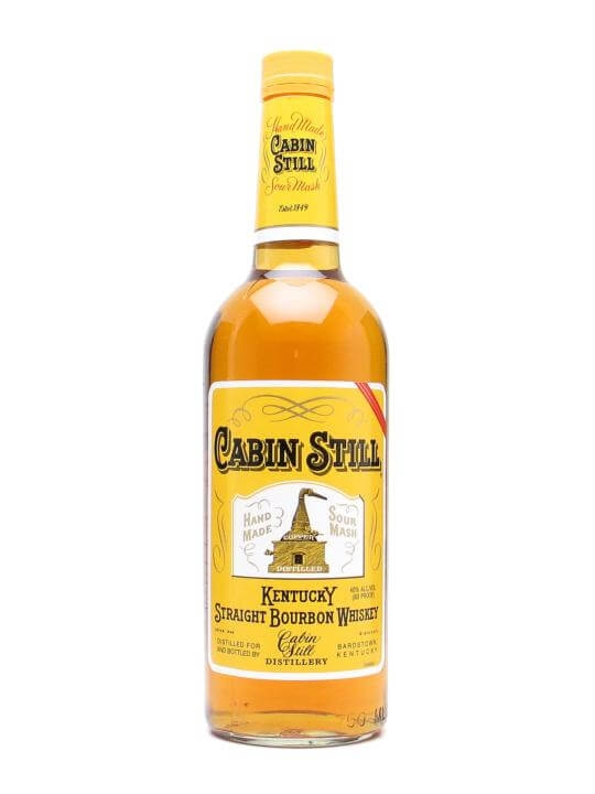 Cabin Still Kentucky Straight Bourbon Whiskey