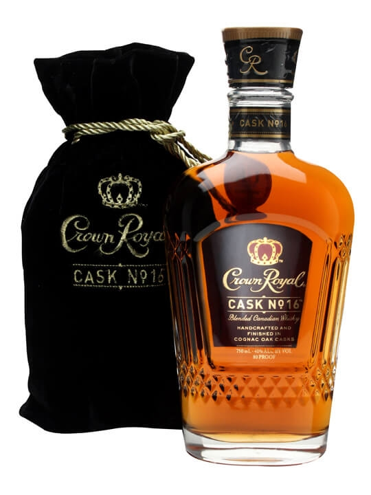 Crown Royal Cask No 16 Canadian Whisky