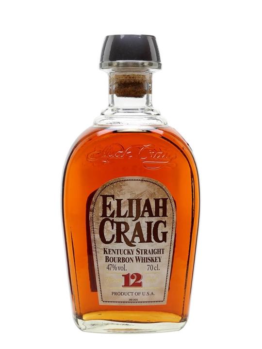 Elijah Craig 12 Year Old Small Batch Kentucky Straight Bourbon Whiskey