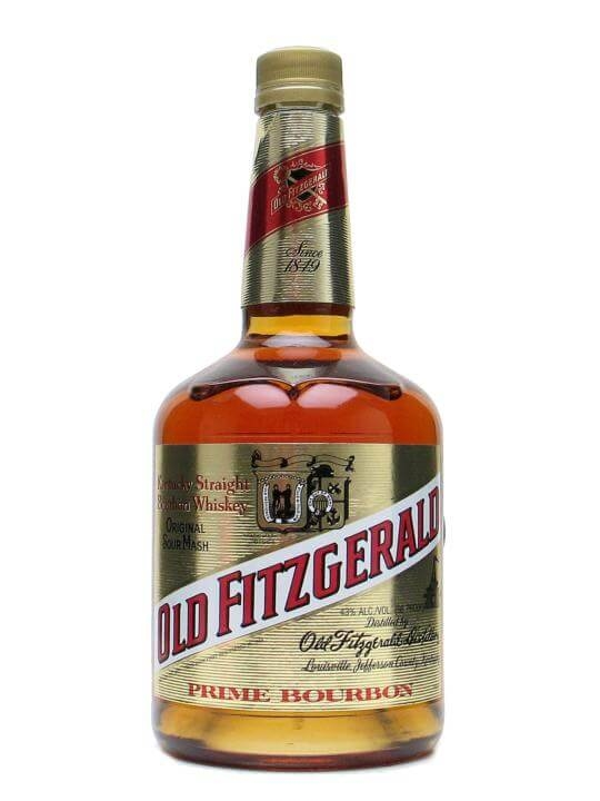 Old Fitzgerald Gold Label Kentucky Straight Bourbon Whiskey
