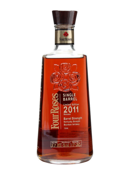 Four Roses Single Barrel Limited Edition #17-3C / 2011
