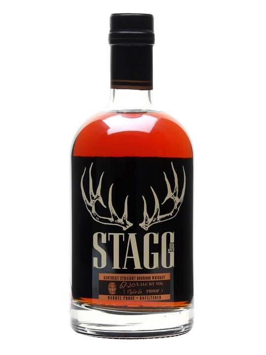 Stagg Jr. Bourbon Kentucky Straight Bourbon Whiskey